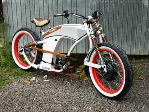 Bicicleta Eletrica Ws Cruiser