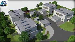 Programme Immobilier La Villa Des Torcols à Besançon