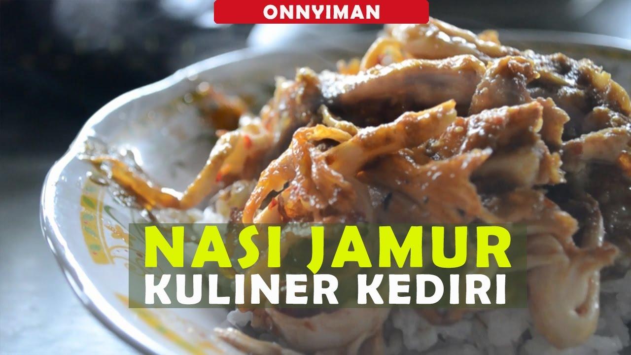 Kuliner Kediri Nasi Jamur Pak Tris Kandat