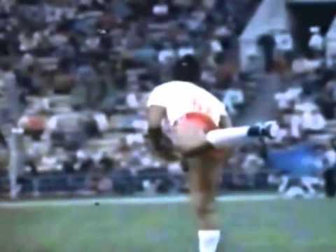 1980 Olympics women's javelin throw final