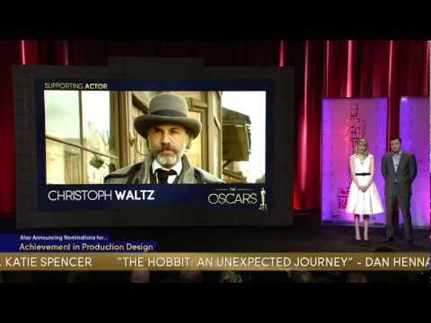 Oscars Nominations 2013