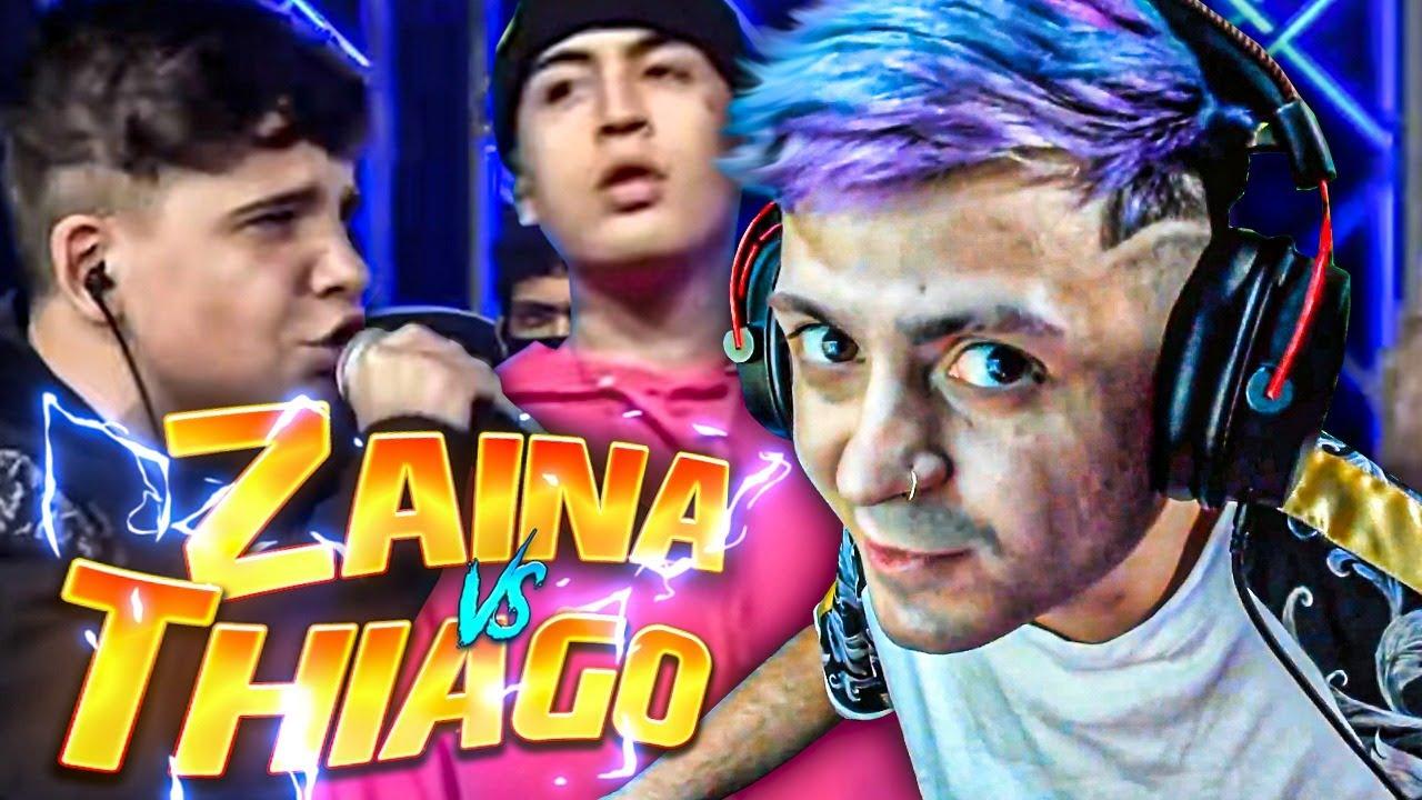 Download TIAGO VS ZAINA LA MEJOR BATALLA DE FREESTYLE !