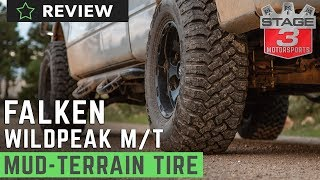 Falken WildPeak Mud-Terrain M/T Off-Road & Highway Tire Review