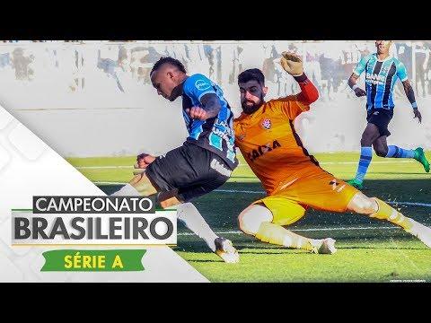 Melhores momentos - Grêmio 1 x 1 Vitória - Campeonato Brasileiro (12/11/2017)