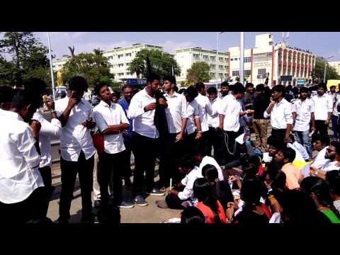 ban peta chennai law student we do jallikattu.....