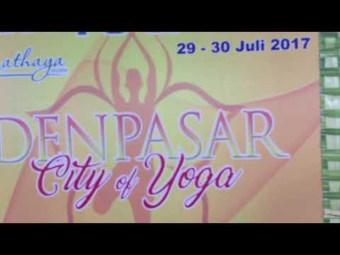 Sponsor denpasar yoga festival 2017