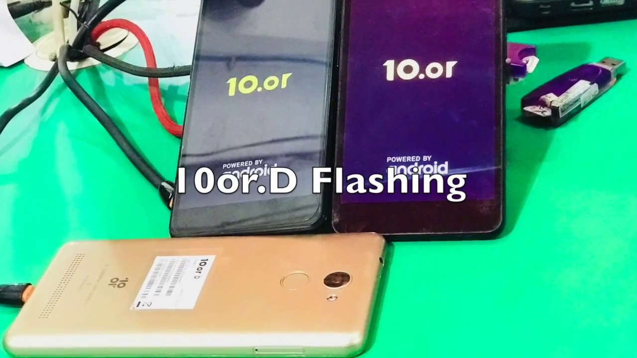 Stock rom / Firmware / Flash file for Tenor 10 or D | TWRP Flashable |  Nougat 7 1 2 | 100% working