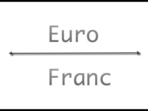 Convertisseur Euro Franc : Conversion De L'Euro Au Franc Et Inversement Depuis Android