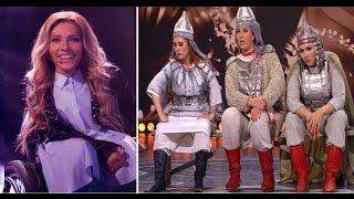 Самойлова и Comedy Women. Двойной стандарт или Закон для всех один?