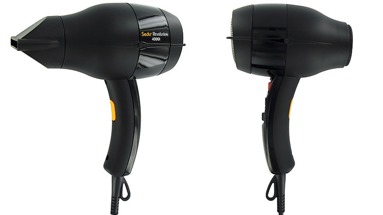 Sedu Revolution Pro Tourmaline Ionic 4000i Hair Dryer Review