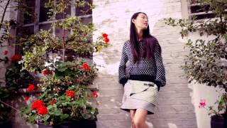 Karen Millen SS14 Campaign - Tian Yi Thumbnail