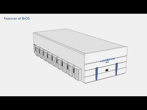 Hamilton BiOS -80°C Biobanking System