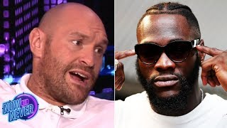 Tyson Fury vs. Deontay Wilder rematch is confirmed | Now or Never