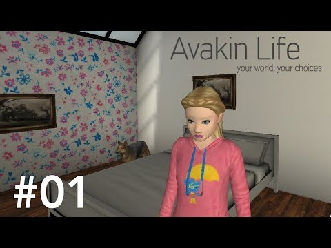 Avakin Life - Getting Started Gameplay - Part 1 - iOS