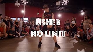 Usher - No Limit | Hamilton Evans Choreography