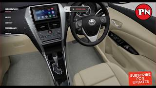 New Toyota Yaris 2018 launched in india - complete interior and exterior review with price