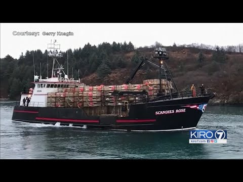 VIDEO: Coast Guard Calls Off Search For Missing Crab Boat Fisherman