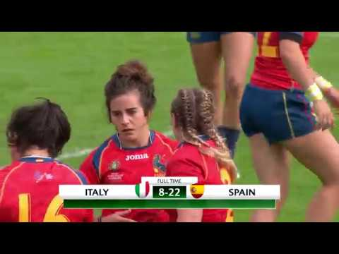 HIGHLIGHTS: Spain beat Italy at Women