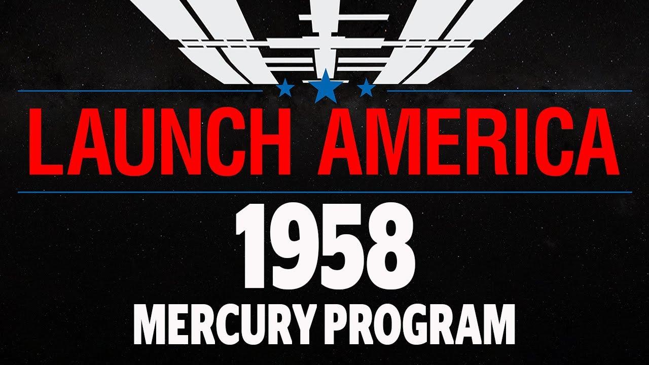 Download First Americans in Space - Mercury Program |  Scott Carpenter |  Scishow space | 4k