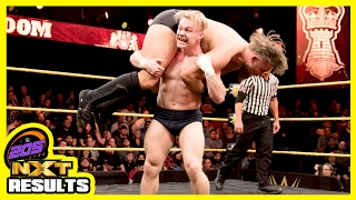 Why NXT Succeeds Where 205 Live Fails :: WWE NXT & 205 Live Review & Results (Going in Raw Ep. 172) thumbnail