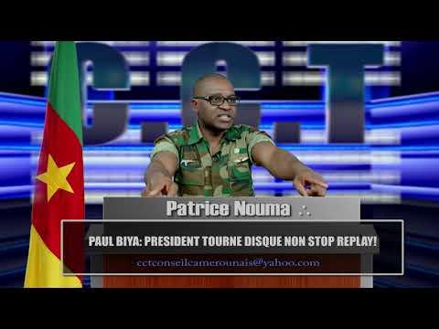 PAUL BIYA  : UN PRESIDENT QUI NE SERT A RIEN  PART 2