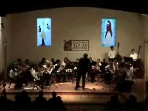Cochise County Youth Orchestra - Dance of the Thunderbolts