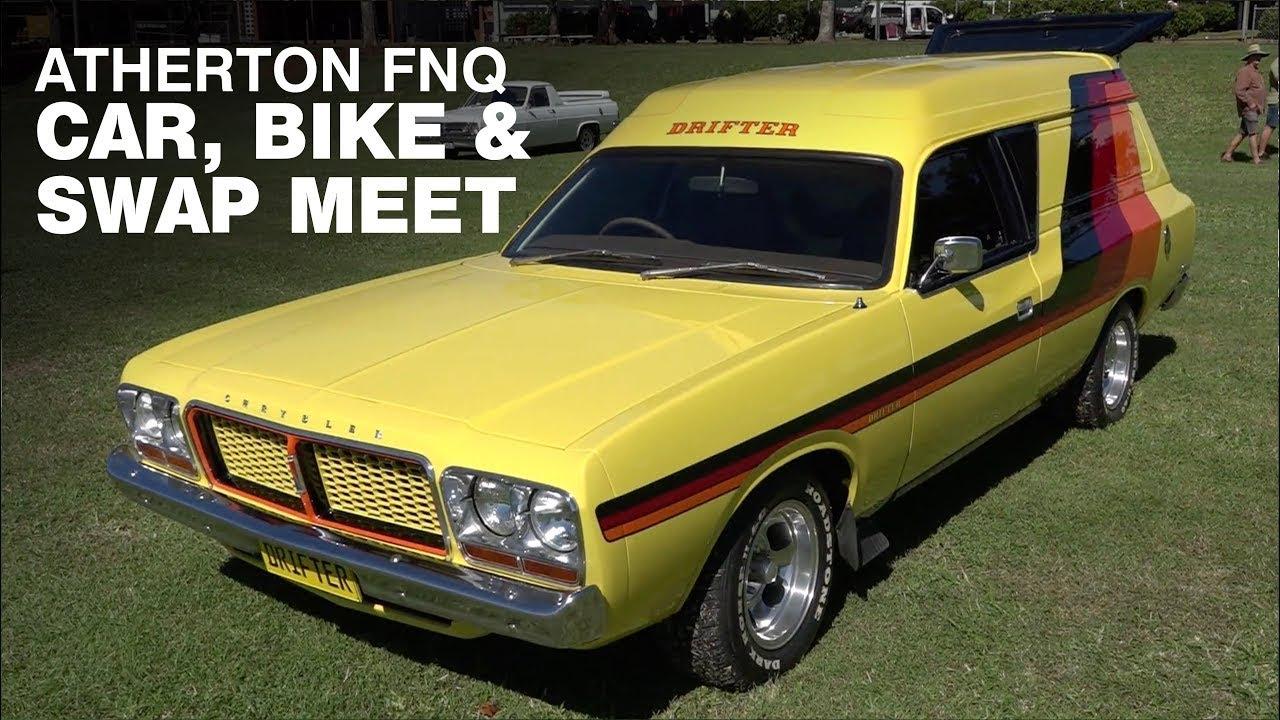 Atherton FNQ Car, Bike & Swap Meet: Classic Restos - Series 47