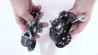 Shimano Shifter / Derailleur Compatibility Guide: Intro to Cable Pull Ratios