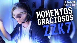 Clips GRACIOSOS de ZZK (Momentos Graciosos)
