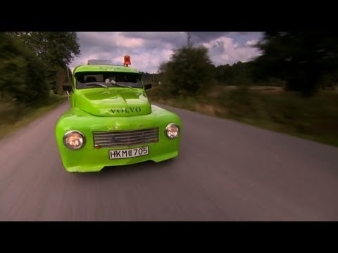 Swedish Cars for Children | Wheeler Dealers Trading Up