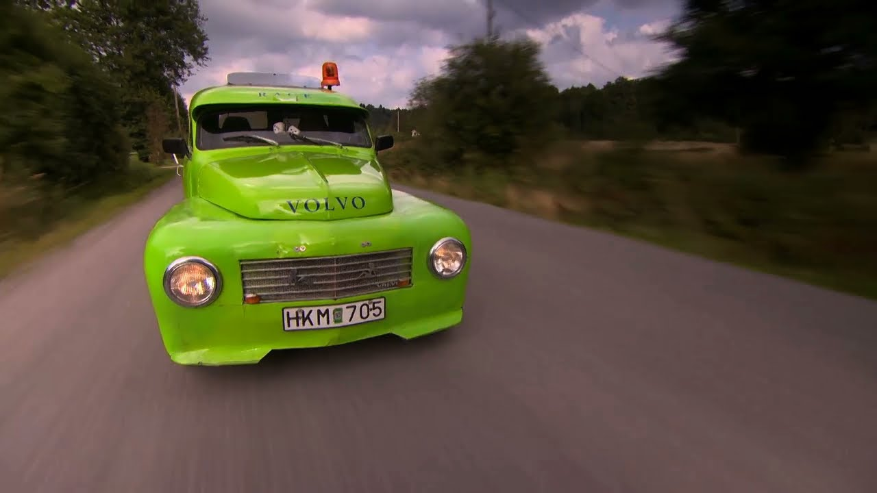 Swedish Cars for Children | Wheeler Dealers Trading Up - YouTube