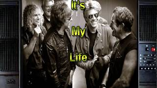 It's My Life Karaoke Style