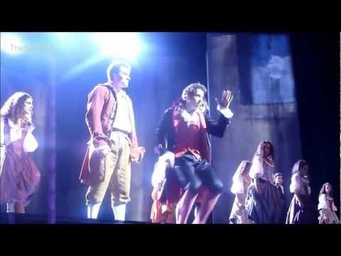 LIVE (HD) // A quoi tu danses (Sébastien Aguis) - 1789, les Amants de la Bastille