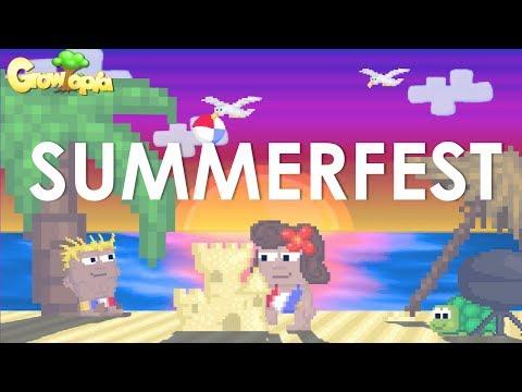 Growtopia | Summerfest (Animation) (VOTW)