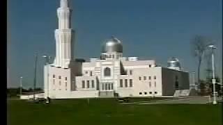 Footage Fom the Inauguration of Baitul Islam Mosque, Toronto