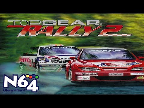 Top Gear Rally 2 - Nintendo 64 Review - Ultra HDMI - HD