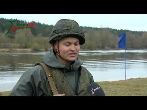 Военное обозрение (30.04.2020) Понтонёры