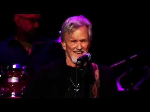 Kris Kristofferson - Loving Her Was Easier (live 2016)