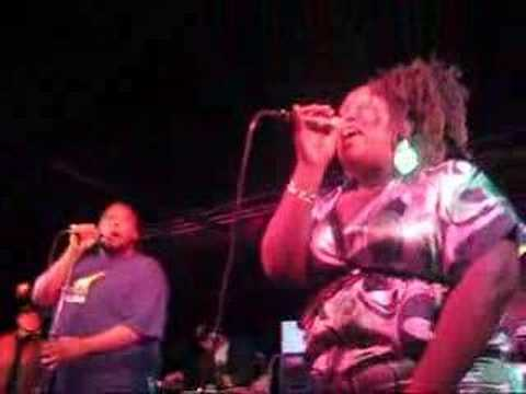 Rona Rawls Live Performance,