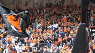 Oregon State Cheerleading & Dance MBB Electric Atmosphere 2/8/15
