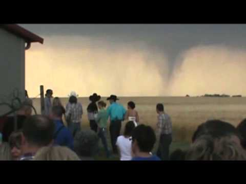 raw video tornado appears during wedding youtube