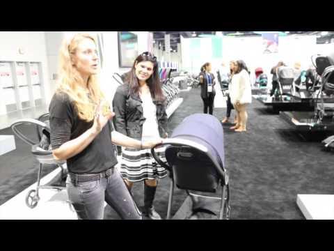 GB Maris Luxury Baby Stroller And Pram Sneak Peek