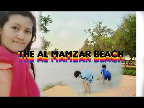 The al mamzar beach..my Dubai adventure with my mga alaga