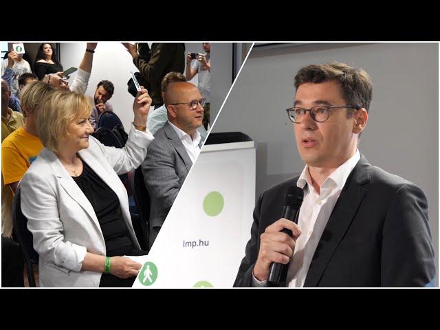 Karácsony Gergely: Markáns zöld képviselet kell az ellenzéki együttműködésben | Jövő TV