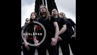 ENSLAVED | INTERVIEW  AT HELLFEST 2009