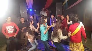 Sadi rail gaddi Aayi superb dance in Dj rail sonipat