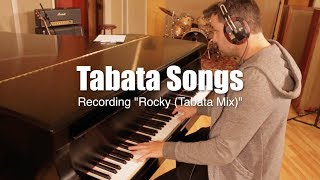 """Making of """"Rocky"""" Tabata Song - Behind the Scenes"""