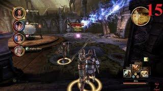Dragon Age: Origins Walkthrough Part 15 - An Arcane Horror and A Ghost