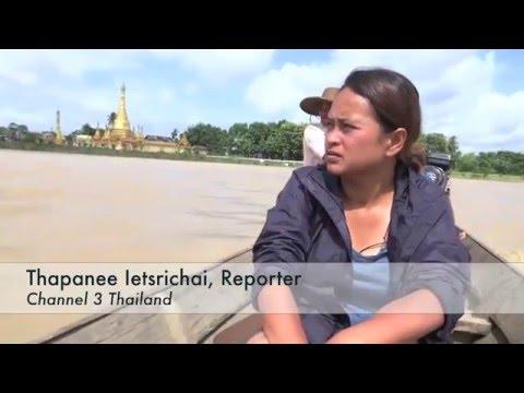 WOMEN MAKE THE NEWS 2016: A Spotlight on Award-winning Female Thai Reporter, Thapanee Ietsrichai