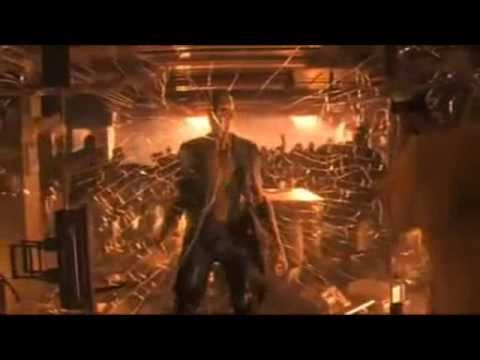 I Am Legend - The Infection - Disturbed - YouTube